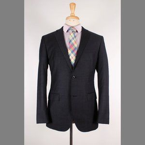 Hugo Boss 38R Gray Sport Coat B906